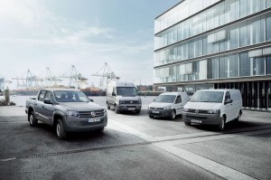 Volkswagen Commercial Vehicles records  strong growth in Western Europe