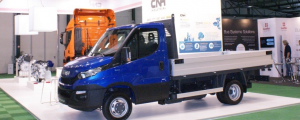 Iveco at the 2014 NGV Show in Brussels
