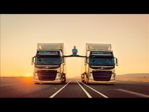 Epic triumph for Volvo Trucks' campaign at Cannes Lions
