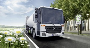 Mercedes-Benz Econic NGT – World premiere