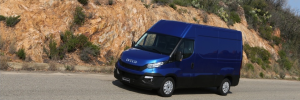 Iveco at the 2014 IAA Motor Show in Hanover