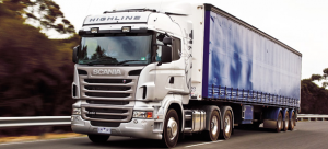Record of order Scania trucks bookings during the second quarter