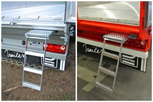 Knapen trailer now even more user-friendly
