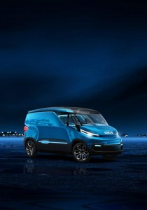 Iveco VISION: a technology concept for future mobility