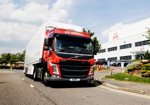NFT award exclusive vehicle supply partnership contract to Volvo Trucks and Hartshorne Group