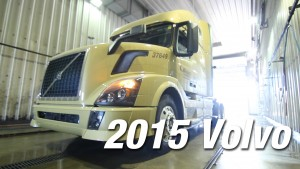 Bison Transport's 2015 Volvo Truck