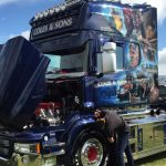 Convoy in the Park festivalyje – Scania rekordas