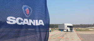 Fotogalerijoje – Scania Driver Competitions akimirkos