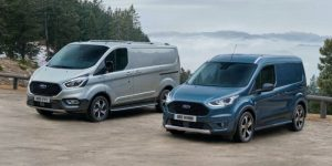 Ford Transit Connect tapo krosouveriu